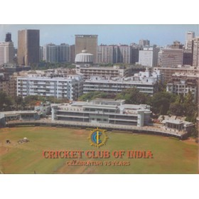 CRICKET CLUB OF INDIA - THE HOME OF INDIAN CRICKET