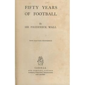 FIFTY YEARS OF FOOTBALL