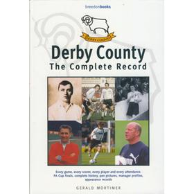 DERBY COUNTY - THE COMPLETE RECORD