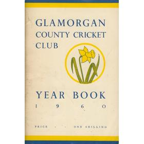 GLAMORGAN COUNTY CRICKET CLUB YEAR BOOK 1960