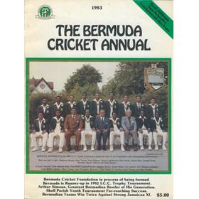 THE BERMUDA CRICKET ANNUAL 1983