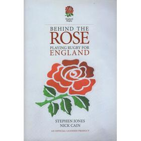 BEHIND THE ROSE - PLAYING RUGBY FOR ENGLAND