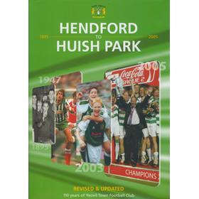 HENDFORD TO HUISH PARK