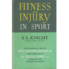 FITNESS AND INJURY IN SPORT - CARE, DIAGNOSIS AND TREATMENT BY PHYSICAL MEANS