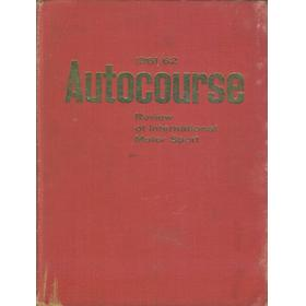 1961/62 AUTOCOURSE - REVIEW OF INTERNATIONAL MOTOR SPORT