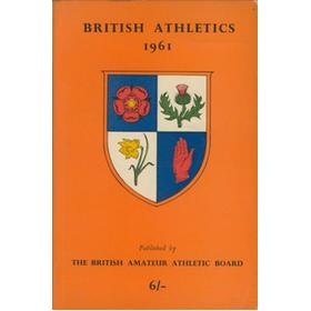 BRITISH ATHLETICS 1961