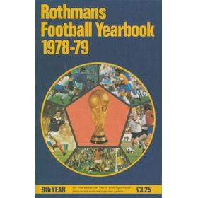ROTHMANS FOOTBALL YEARBOOK 1978-79