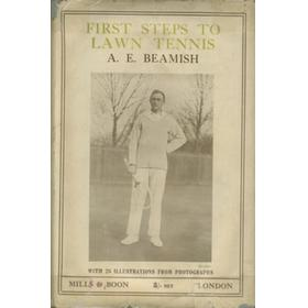FIRST STEPS TO LAWN TENNIS