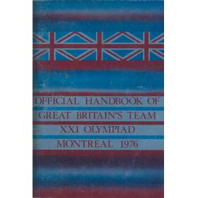 OFFICIAL HANDBOOK OF GREAT BRITAIN