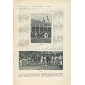 GRASMERE SPORTS - THE ENCYCLOPAEDIA OF SPORT