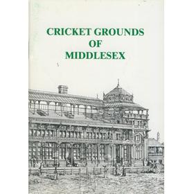 CRICKET GROUNDS OF MIDDLESEX