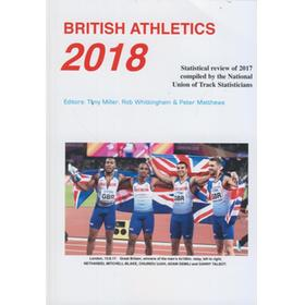 BRITISH ATHLETICS 2018