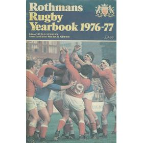 ROTHMANS RUGBY YEARBOOK 1976-77