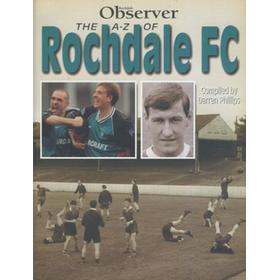 THE A-Z OF ROCHDALE FC