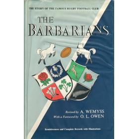 THE BARBARIANS: THE STORY OF THE FAMOUS RUGBY FOOTBALL CLUB