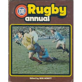 DB RUGBY ANNUAL 1975