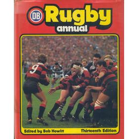 DB RUGBY ANNUAL 1983