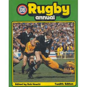 DB RUGBY ANNUAL 1982