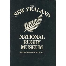 THE NEW ZEALAND NATIONAL RUGBY MUSEUM