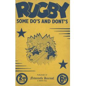 RUGBY - SOME DO