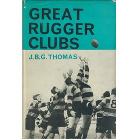 GREAT RUGGER CLUBS