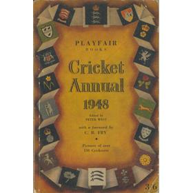 PLAYFAIR CRICKET ANNUAL 1948