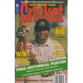 ABC CRICKET BOOK: AUSTRALIAN TOUR OF ENGLAND 1997