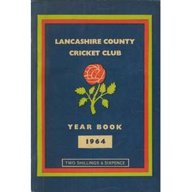 OFFICIAL HANDBOOK OF THE LANCASHIRE COUNTY CRICKET CLUB 1964