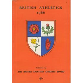 BRITISH ATHLETICS 1966