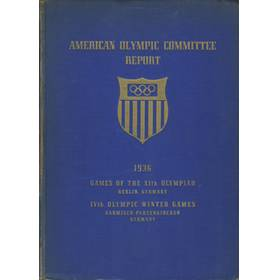REPORT OF THE AMERICAN OLYMPIC COMMITTEE (BERLIN 1936)
