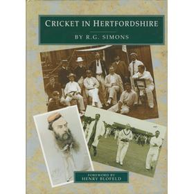 CRICKET IN HERTFORDSHIRE
