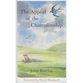 THE APPEAL OF THE CHAMPIONSHIP