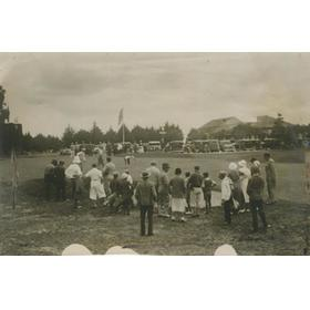 URUGUAY V ARGENTINA (MONTEVIDEO) 1933 GOLF TOURNAMENT PHOTOGRAPH