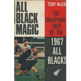 ALL BLACK MAGIC - THE 1967 TOUR (SIGNED BY FRED ALLEN)