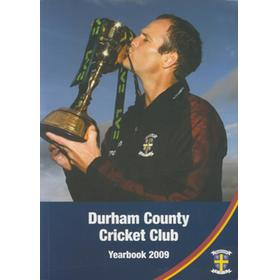 DURHAM COUNTY CRICKET CLUB YEARBOOK 2009