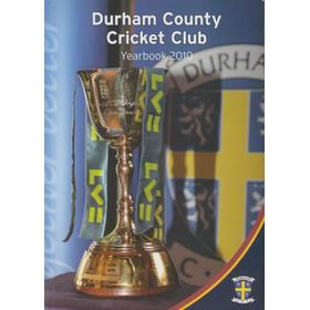 DURHAM COUNTY CRICKET CLUB YEARBOOK 2010