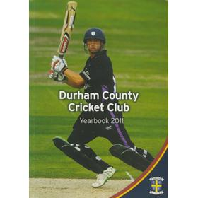 DURHAM COUNTY CRICKET CLUB YEARBOOK 2011