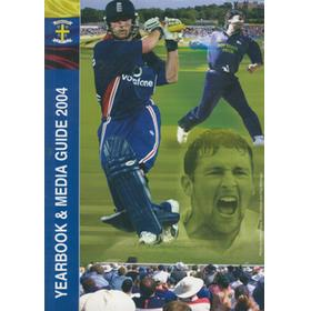 DURHAM COUNTY CRICKET CLUB YEARBOOK 2004
