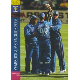 DURHAM COUNTY CRICKET CLUB YEARBOOK 2005