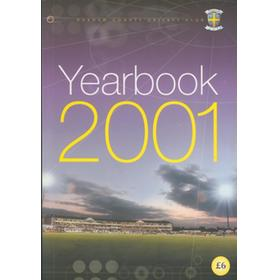 DURHAM COUNTY CRICKET CLUB YEARBOOK 2001