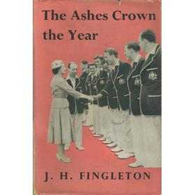 THE ASHES CROWN THE YEAR