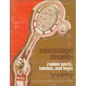 ADVANTAGE TENNIS - RACKET WORK, TACTICS, AND LOGIC
