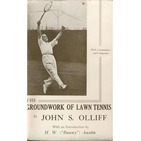 THE GROUNDWORK OF LAWN TENNIS