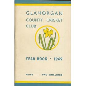 GLAMORGAN COUNTY CRICKET CLUB YEAR BOOK 1969