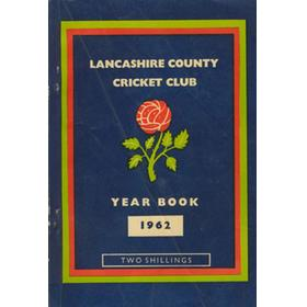 OFFICIAL HANDBOOK OF THE LANCASHIRE COUNTY CRICKET CLUB 1962