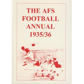 THE AFS FOOTBALL ANNUAL 1935/36