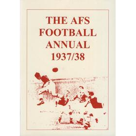 THE AFS FOOTBALL ANNUAL 1937/38