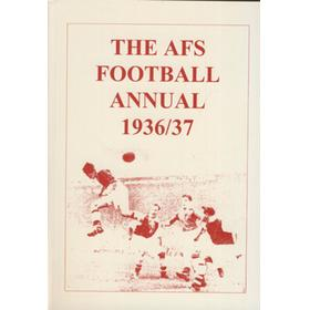 THE AFS FOOTBALL ANNUAL 1936/37