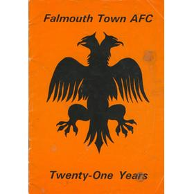 FALMOUTH TOWN AFC 1950-1971 (TWENTY-ONE YEARS)