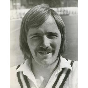 ANDY MURTAGH (HAMPSHIRE) CRICKET PHOTOGRAPH